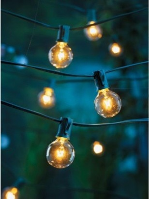Cool 18 Outdoor Garden String Lights Minimalist
