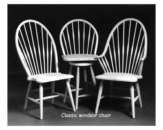 All Dining Room Chair Styles - Made by http://www.ecustomfinishes.com