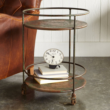 Traditional Side Tables And Accent Tables by Sundance Catalog