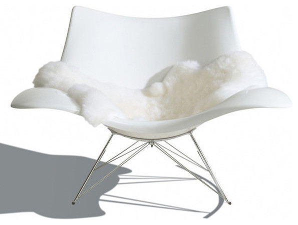 Stingray Rocker contemporary-rocking-chairs
