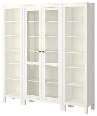 HEMNES Storage combination - Scandinavian - Storage Cabinets - by IKEA