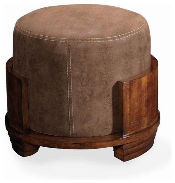 Century Furniture Fallon Ottoman Contemporary