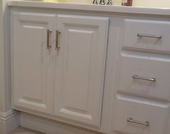 Can Any Type Of Kitchen Cabinets Be Sprayed