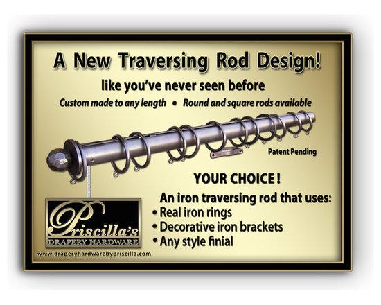 Priscilla's Traversing Rods -