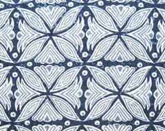 Martyn Lawrence-Bullard Design Kaba Kaba Fabric eclectic-upholstery-fabric