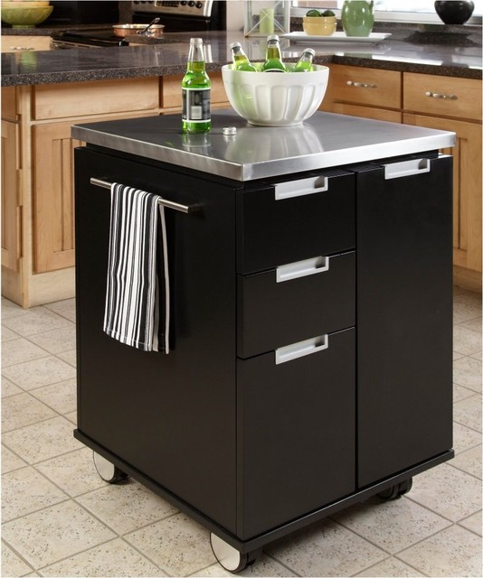 home styles modern kitchen island cart modern kitchen