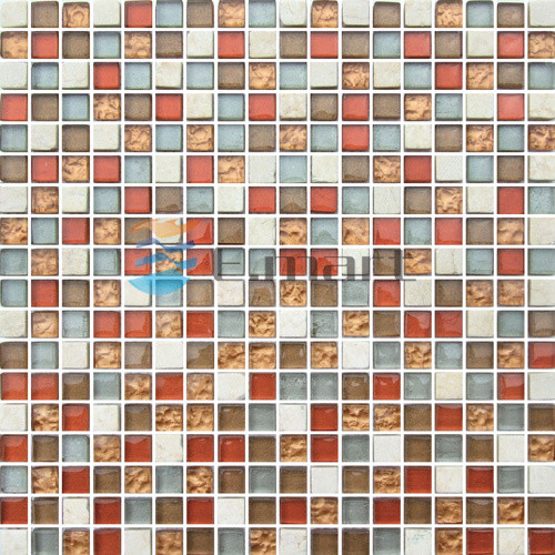 mosaic tiles in China asian