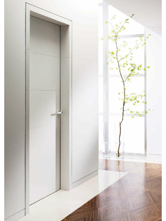 Fenstermann - Contemporary Interior Doors - Another example of clean european design. This door would fit a contemporary space. Fenstermann specializes in custom work. For more information on our interior doors contact david@fenstermann.com.