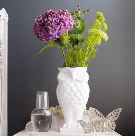 Ossie the Owl Vase eclectic-vases