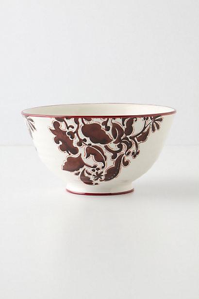 Heartsease Bowl contemporary-dining-bowls