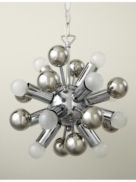 Up and Atom Chandelier -