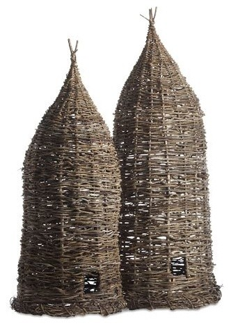Bee Skep Object modern accessories and decor