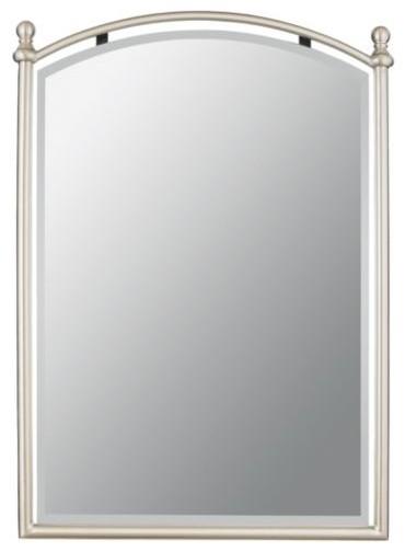 Stylus Beveled Mirror contemporary-mirrors