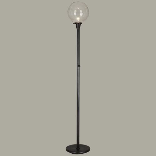 Buster Globe Floor Lamp contemporary floor lamps