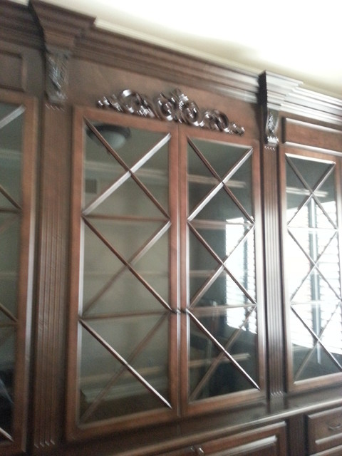 Bookcases traditional