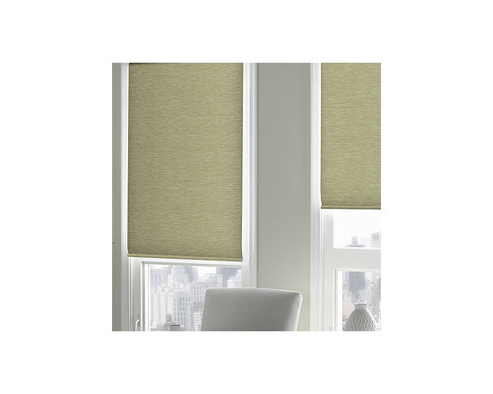"""Blindsgalore - Blindsgalore Expressions Roller Shades: Subtle Textures - This collection features simple designs that are a great decorating alternative to a plain solid shade and have a unique look on each of the fabric options.  Our Expressions Roller Shades are printed """"on-demand"""" on your choice of two fabrics and are available in a wide array of colors, styles, patterns and designs."""