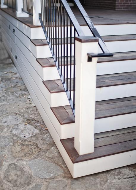 Modern Ipe Porch modern