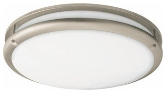 American Fluorescent | Contemporary Round Flush Mount modern-ceiling-lighting