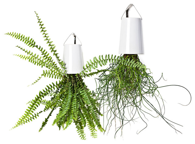 SKY PLANTERS modern-outdoor-planters