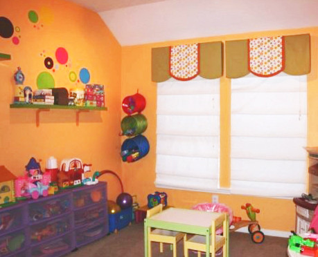 For your playroom! modern