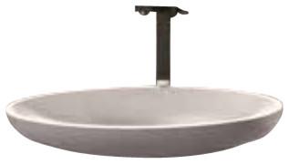 "Kool XL PO1 Vessel Sink 25.6"" x 15.7"" contemporary-bathroom-sinks"