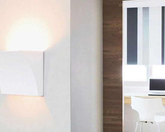 Milan Modern Simple metal Wall Sconce and lamp - Milan Modern Simple metal Wall Sconce and lamp
