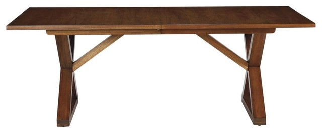 Gilcrest Rectangular Table traditional-dining-tables