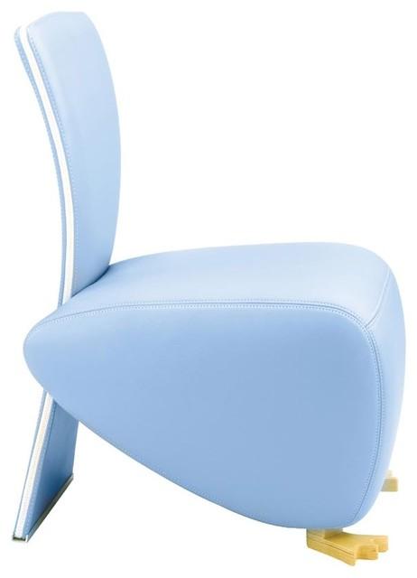 Baby Bobo Lounge Chair by Dauphin Modern Kids Chairs