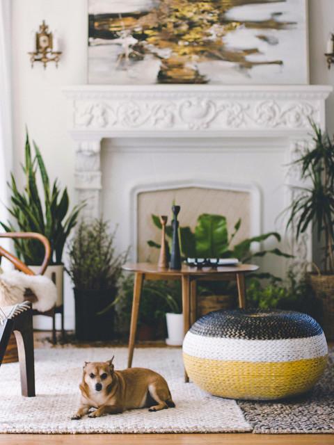 NEST modern-living-room
