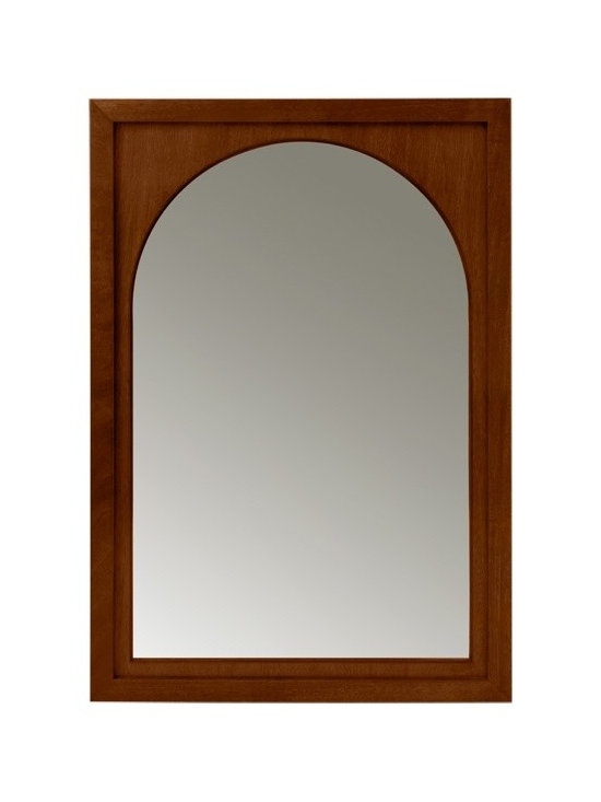 Calla II Mirror - Calla combines the finest elements from the late Art Nouveau and early Art Deco periods