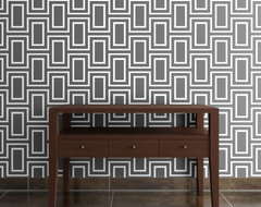 Doheny Wallpaper by Jeff Lewis Design modern wallpaper