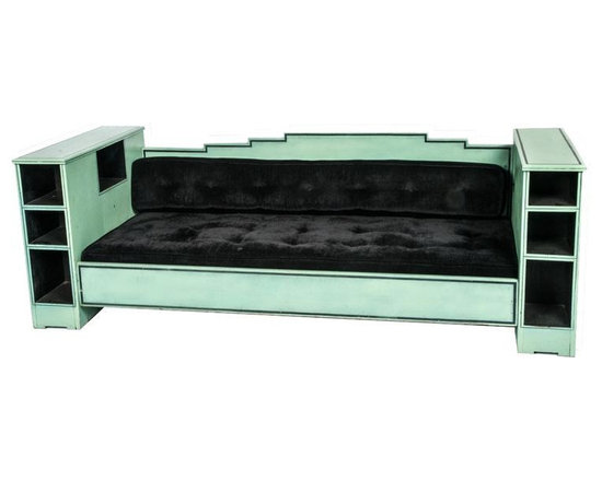 Vintage Paul Frankl SkyScraper Style Day Bed - $5,000 Est. Retail - $2,000 on Ch -