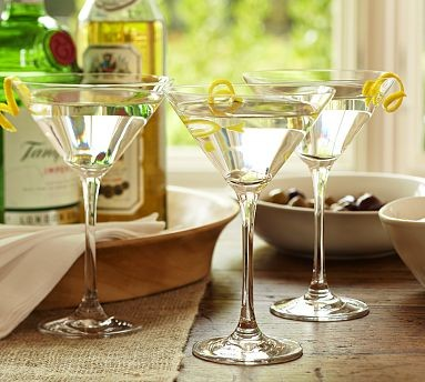 Schott Zwiesel Martini Glass, Set of 6 traditional-wine-and-bar-tools