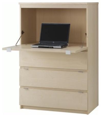 jonas secretary scandinavian desks and hutches by ikea. Black Bedroom Furniture Sets. Home Design Ideas
