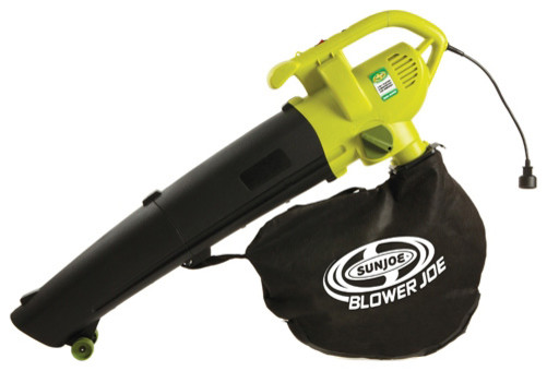 3-in-1 Electric Blower Vacuum And Leaf Shredder contemporary-outdoor-maintenance