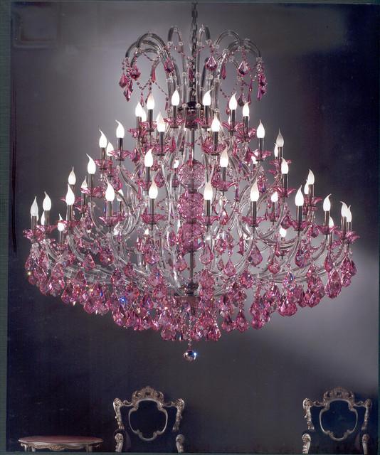Residential Designer Lighting traditional-chandeliers