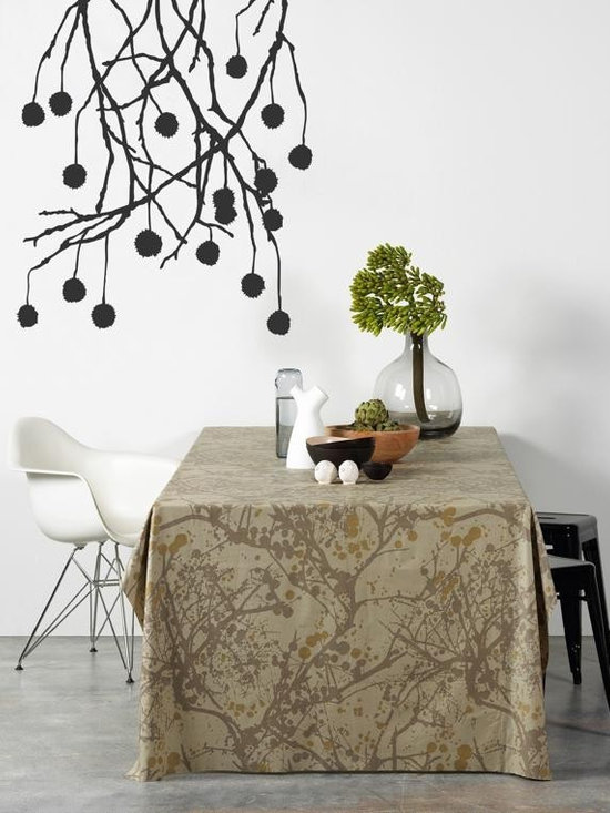 Ferm Living Tree Bomb WallSticker - With Ferm Living WallStickers it is easy to create a new look and change the style in a room in a matter of minutes. By using WallStickers, your kids can also help decorate their own room in an array of colors.