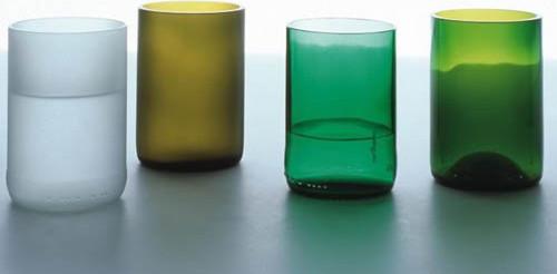 Artecnica tranSglass™ s/4 Glasses modern-everyday-glassware