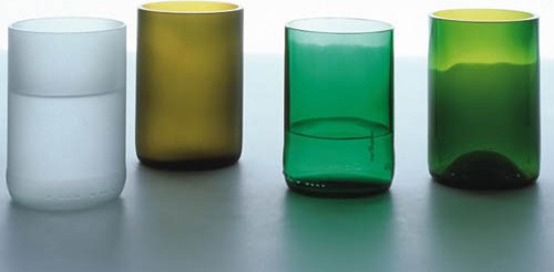 Artecnica tranSglass&trade; s/4 Glasses modern glassware