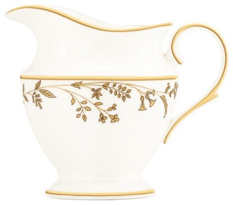 Lenox Golden Bough Creamer modern-serving-utensils