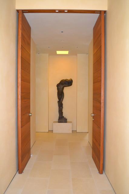 Donahue Paye Interior Design contemporary-hall
