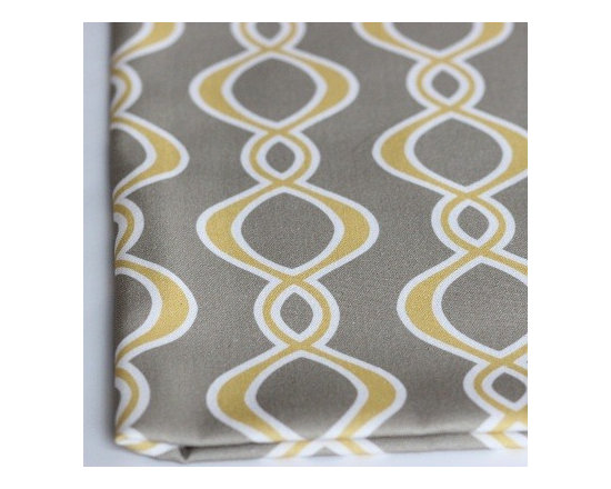 PURE Inspired Design - Twist Pattern { PURE Elements Collection } - 100% certified organic fabric (cotton canvas 8oz), which is grown, woven, and printed in the USA.