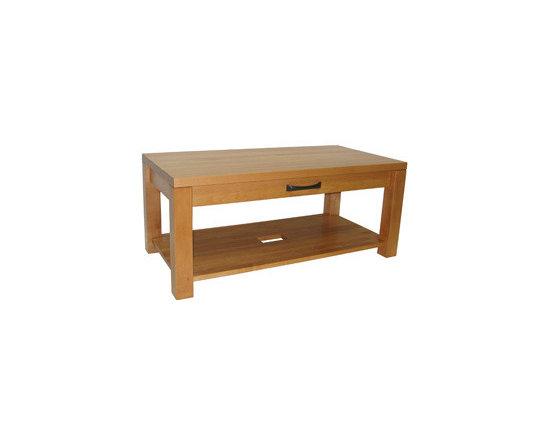 Creative Home Furnishings - Boxwood Furniture - Boxwood Condo Coffee Table
