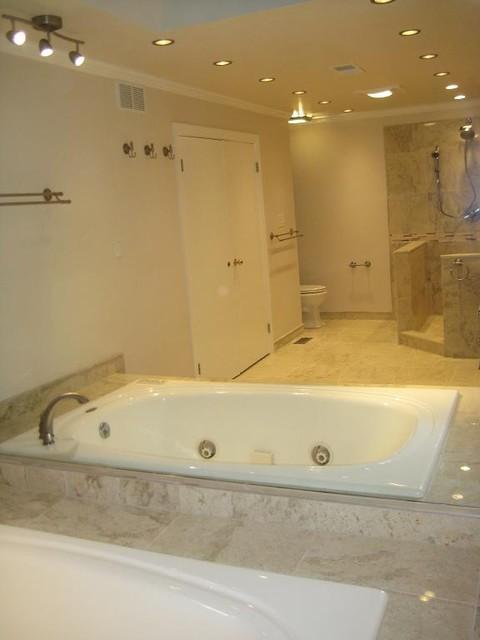 Perlato Beige Marble Bathroom Modern Bathroom Philadelphia By Stonemar Natural Stone