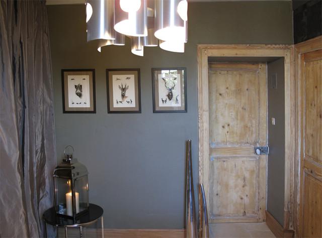 bureau style campagne chic. Black Bedroom Furniture Sets. Home Design Ideas