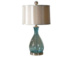 Meena Table Lamp contemporary table lamps