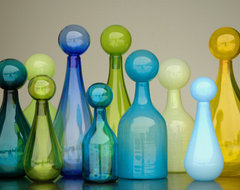 Elizabeth Lyons Glass Oceanside Jar Collection contemporary artwork