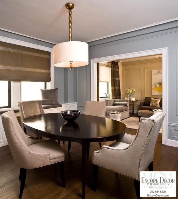 Encore Decor Interior Design + Renovation   modern   dining room   new