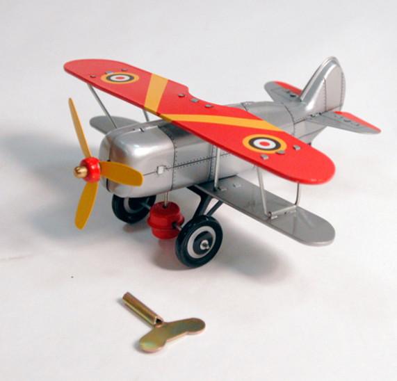 Biplane Toys 71
