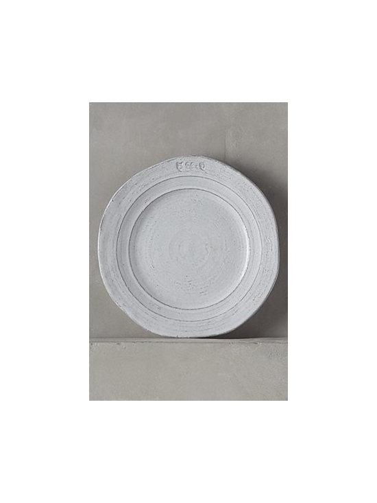 "Anthropologie - Glenna Side Plate - Earthenware. Dishwasher safe. Italy. 9"" diameter"